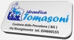 LOGO IDRAULICA TOMASONI